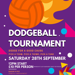 Dodge for a Good Cause - Dodgeball Tournament 2019