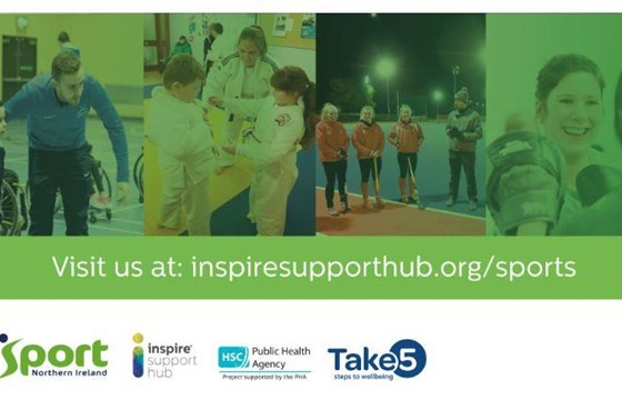 Launch of New Sport Wellbeing Hub